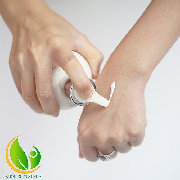 Thành phần lành tính, giúp bật tông da tức thì ngay khi sử dụng