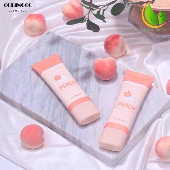 Peach Whipping Tone Up Cream chứa hoạt chất nuôi dưỡng tế bào khỏe mạnh tạo nên làn da tươi trẻ