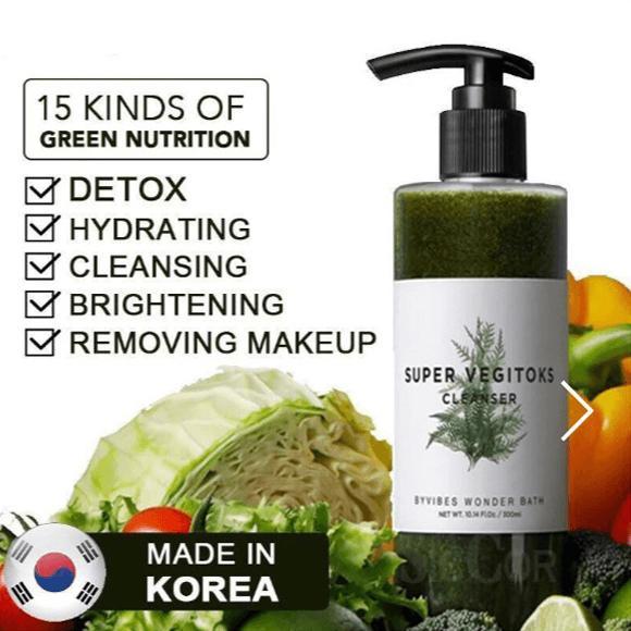 """Sữa rửa mặt Byvibes Wonder Bath được xem là """"con cưng"""" trong giới làm đẹp Hàn quốc"""