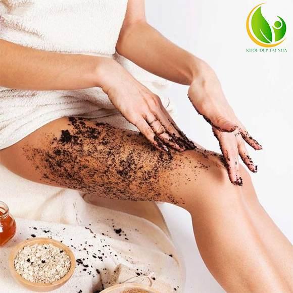 Đánh bóng da và thúc đẩy sự hấp thụ của các dưỡng chất.