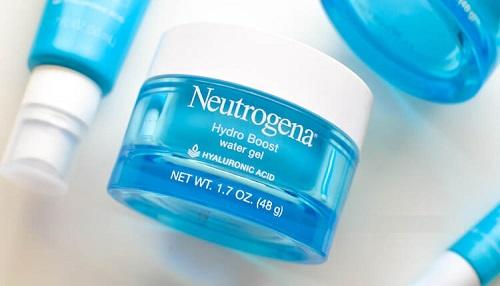 Kem dưỡng ẩm Neutrogena Hydro Boost Water Gel cho làn da ẩm mịn, trắng sáng