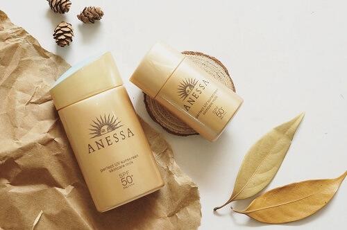 Kem chống nắng Anessa luôn lọt top sản phẩm được tin dùng nhiều trên thị trường