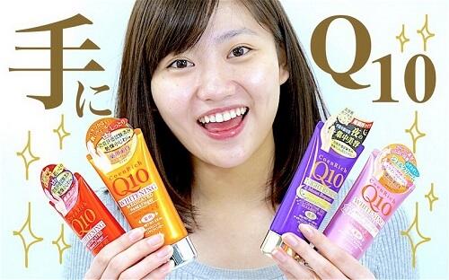 Kem dưỡng da tay Q10 Kose là sản phẩm đem lại hiệu quả nhanh chóng, an toàn cho da