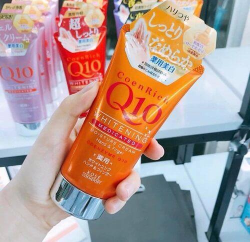 Kem dưỡng da tay Q10 được hàng triệu người lựa chọn và tin dùng