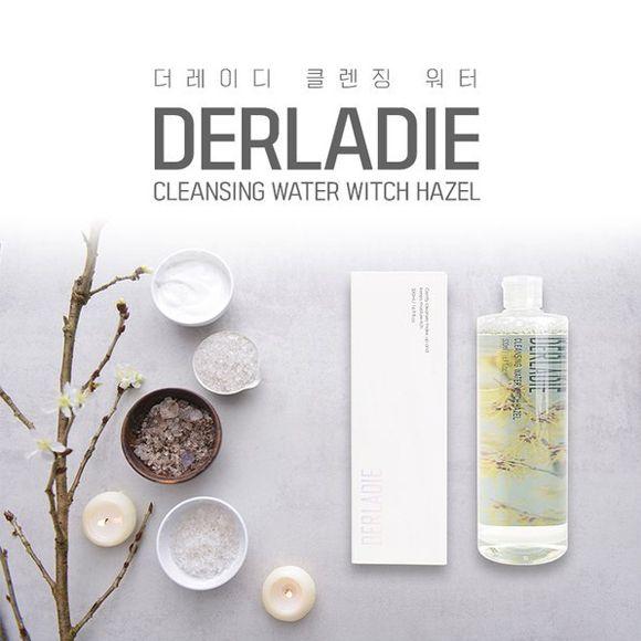 Nước tẩy trang Derladie được các chuyên gia da liễu khuyên dùng