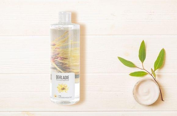 Bạn sẽ cảm nhận làn da sạch sâu ngay sau khi sử dụng nước tẩy trang Derladie