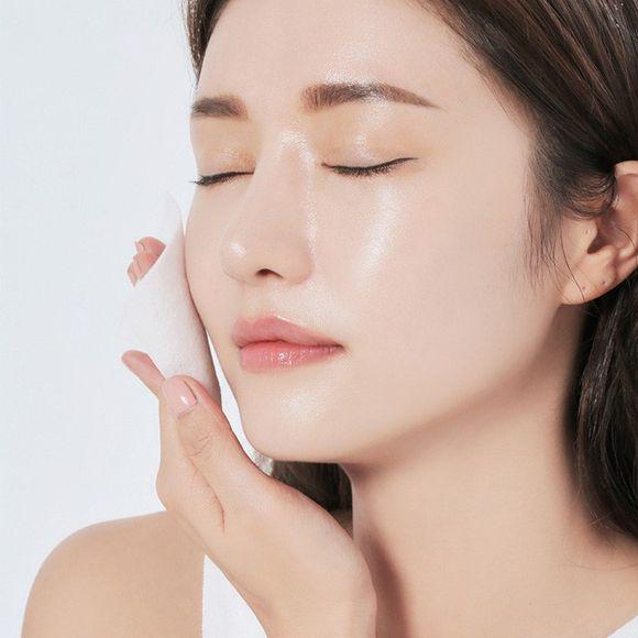 Da căng mịn, bóng khỏe khi được cung cấp đủ độ ẩm