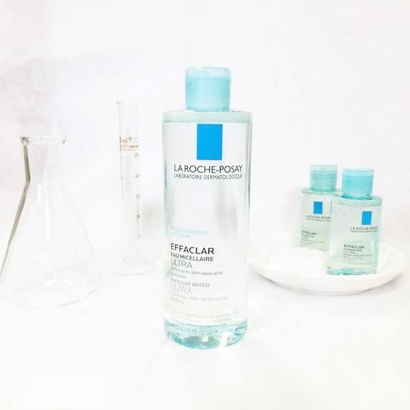 Nước tẩy trang La Roche Posay giúp da bạn sạch khỏe mỗi ngày