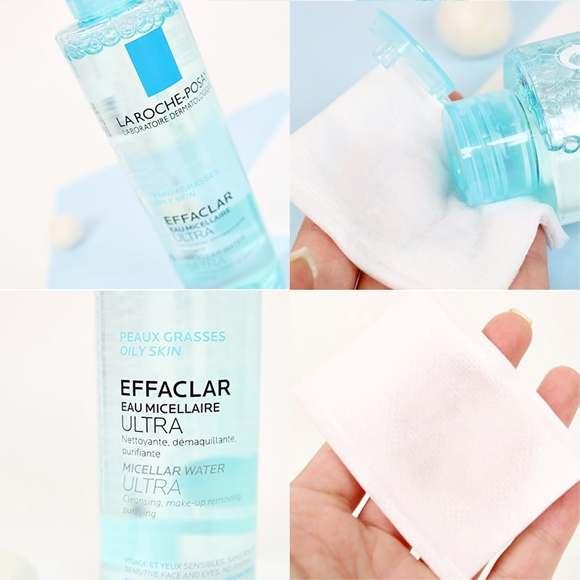 Với La Roche Posay bạn có thể cuốn trôi mọi bụi bẩn và làm sạch da siêu đơn giản