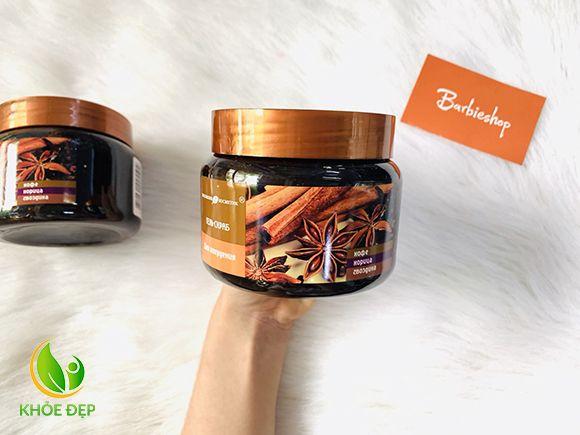 Organic Shop Body Scrub mang đến công dụng hiệu quả và nhận được nhiều phản hồi tích cực từ mọi phái đẹp.